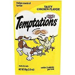 Mars Pet Care Mars Whiskas Temptation Tender Chicken,3 Ounce