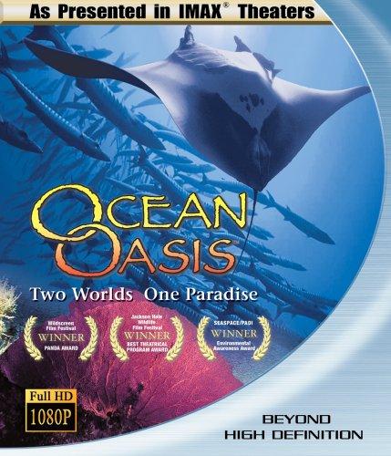 Ocean Oasis (IMAX) Blu-ray ()