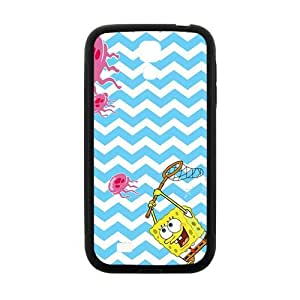 Lovely cartoon Minions Cell Phone Case for Samsung Galaxy S4