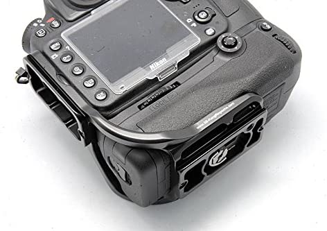 Kangrinpoche Quick Release Plate in L Shape for Nikon MB-D12
