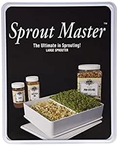 Sprout Master Triple Sprouter