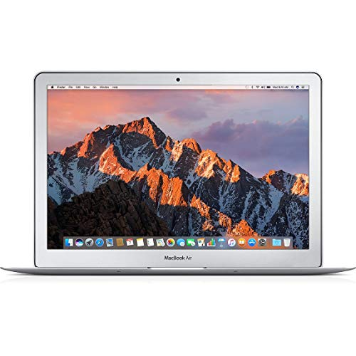 Apple MacBook Air MC965LL/A Intel Core i5 4GB RAM 256GB Hard Drive (Renewed)