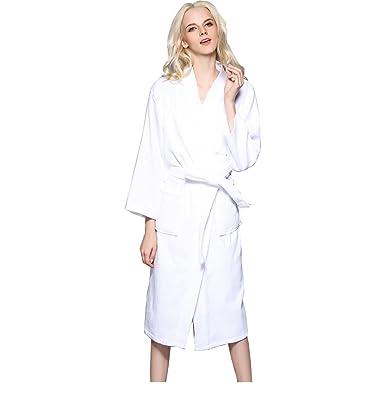 Kimono Bathrobes Womens Men b9d5b3745