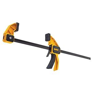 DEWALT DWHT83194 Large Trigger Clamp with 24 inch Bar