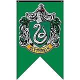 "Calhoun Harry Potter Hogwarts House Wall Banner (30"" by 50"") (Slytherin)"