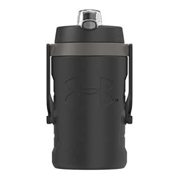 59325c5c60 Under Armour Sideline 64 Ounce Water Jug, Black