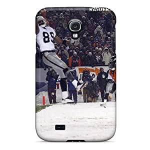 For Qop3418smDZ Oakland Raiders Protective Cases Covers Skin/Galaxy S4 Cases Covers