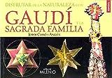 img - for Disfrutar de la Naturaleza con Gaudi y la Sagrada Familia book / textbook / text book