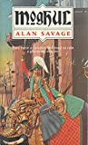 Front cover for the book Moghul by Alan Savage