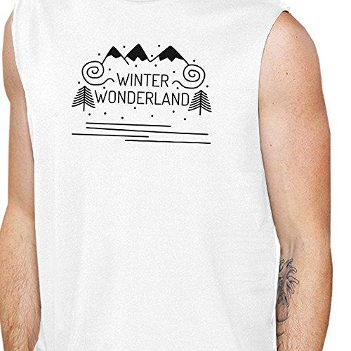 Wonderland Unique Printing Taille Manche Homme 365 Winter Sans Pull Rx8wqYdd41