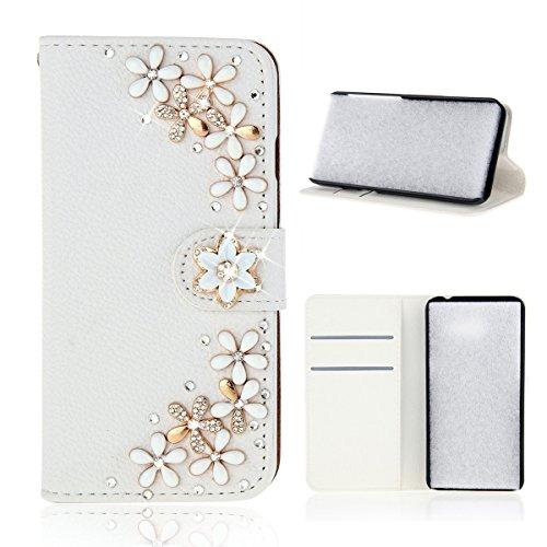 Skin Cell Phone Case - Torubia OnePlus 6T - Protective Protection Cell Phone Cases Leather Case/Cover / Bumper/Skin / Cushion - Fashion Art Collection (Flower)