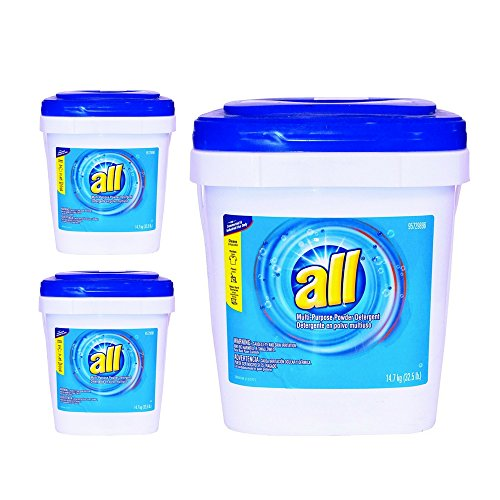 all Multi-Purpose Powder Detergent (32.5-Pounds) (3 Pack) by All