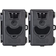 Bushnell Day and Night Wi-Fi Surveillance Camera / Trail Camera - 6 MP 119519 - 2-Pack