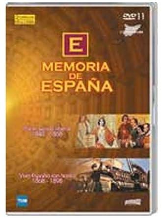 Memoria De España Vol. 11 [DVD]: Amazon.es: Varios: Cine y Series TV
