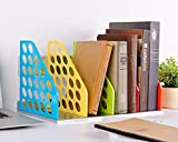 Magazine Holders Book Racks File Folders Divider File Sorters Catalog Reference Racks Magazine Notebook Archive Box Office Desk Organizer A4 Paper File Storage Bookends File Boxes Document Organizer