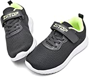 ziitop Boys Girls Sneakers Kids Running Tennis Shoes Fashion Sports Shoes Lightweight Walking Casual Shoes Com