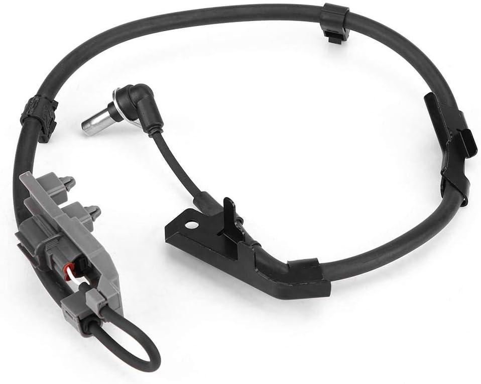 897387989 Sensor Antideslizante de Velocidad del ABS Delantero Derecho para Rodeo TFS77//TFS86//TFS85 2003+ Qiilu Sensor Antideslizante de Velocidad del Coche