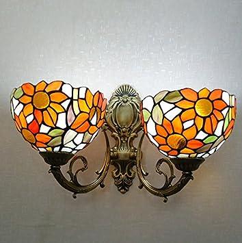 F Tournesol Clous Applique Murale Lampe De Chambre Restaurant