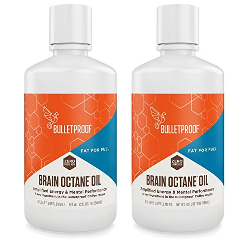 Bulletproof Brain Octane 32oz Pack
