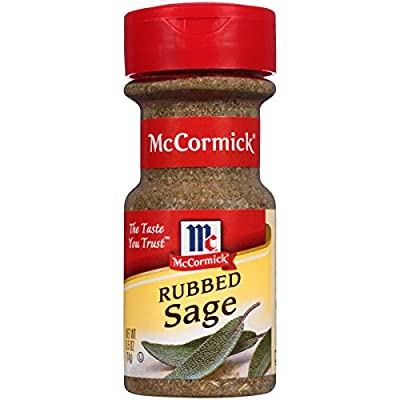 McCormick Rubbed Sage, 0.5 oz from McCormick & Co