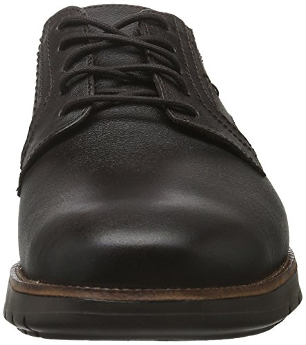 Brett Mephisto Sneaker Brooklyn Braun Oak Dark 2446 Herren 75B5ZFq