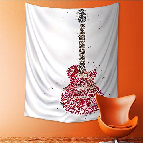 Analisa A. Houk Hippy Mandala Bohemian Tapestries,rock music