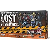 9 Lost Zombivors Box