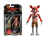 Funko Five Nights at Freddys Articulated Foxy Action Figure, 5""