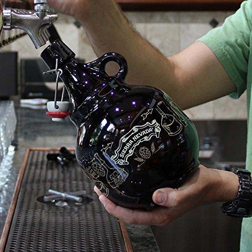 Sierra Nevada Brewing Company - Two Liter Swing-top Growler