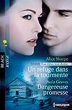 Un refuge dans la tourmente - Dangereuse promesse : T2 - Trois frères, trois destins (Black Rose)