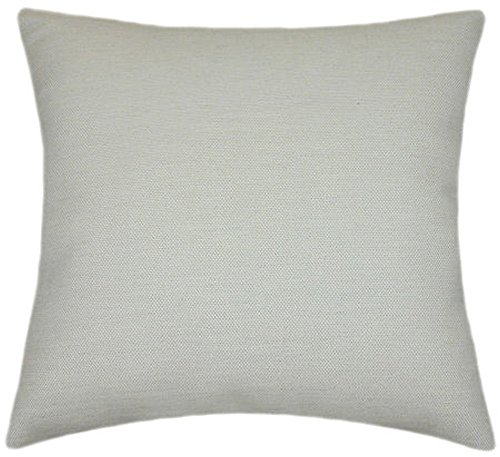 (Sunbrella Sailcloth Salt Indoor/Outdoor Textured Patio Pillow 14x14 (Small))
