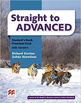 Straight to Advanced. Student's Book Premium (including