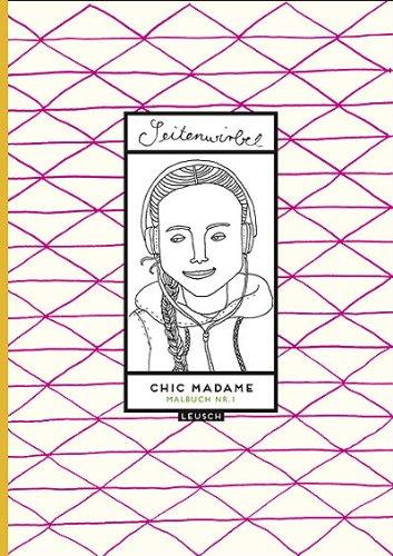 Chic Madame, Malbuch