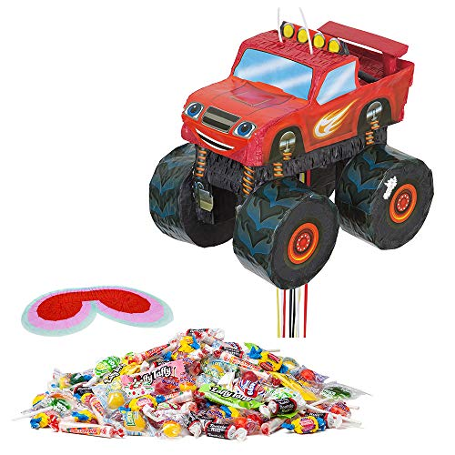 Costume SuperCenter Blaze and the Monster Machines 3D Pinata Kit