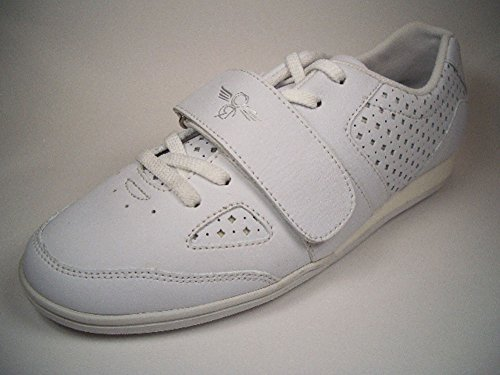Creative Recreation Massino Premium Bianco cr11819 dimensioni Euro 42/US 9/UK 8/27 cm