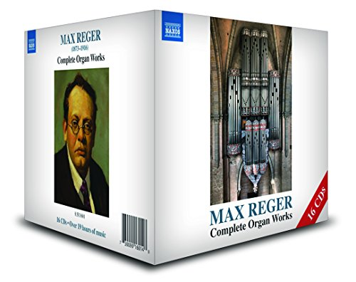 Reger: Complete Organ Works [Box Set]