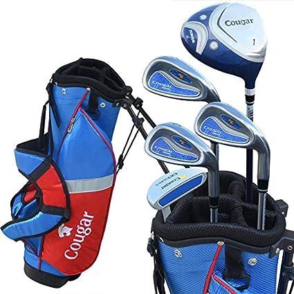Niño y Niña de palos de golf juego completo con bolsa juego ...