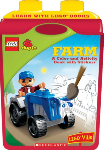 Read Online Learn With Lego: Farm PDF