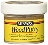 Minwax 13614000 Wood Putty, 3.75 Ounce, Early