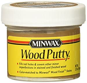 Minwax 13614000 Wood Putty, 3.75 Ounce, Early American