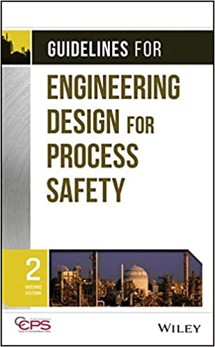 ~PORTABLE~ Guidelines For Engineering Design For Process Safety. electric pequenos galeria direcOva Blasco never State
