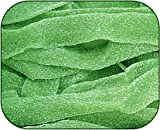 Sour Power Green Apple Candy Belts 1 Pound Bag