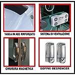 BagnoItalia-Box-Idromassaggio-105×105-cm-semicircolare-cabina-con-Vasca-una-seduta-con-Bagno-Turco-massaggio-plantare-ozonoterapia-luci-led-I