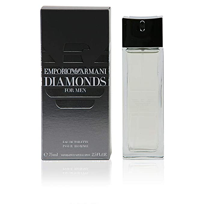 50 De Emporio Armani Diamonds For Eau Toilette Ml Men TFJK1l3c