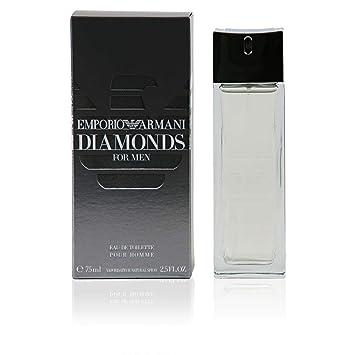 d4da1f3f787 Amazon.com   Emporio Armani Diamonds by Giorgio Armani for Men Eau De  Toilette Spray