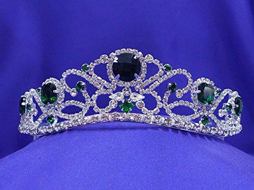 Emerald Green Tiara