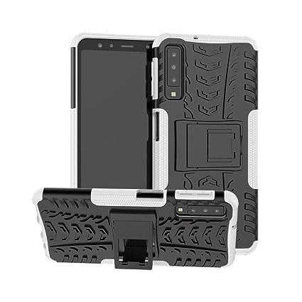 Amazon.com: JYZR - Carcasa rígida para Samsung Galaxy A7 ...