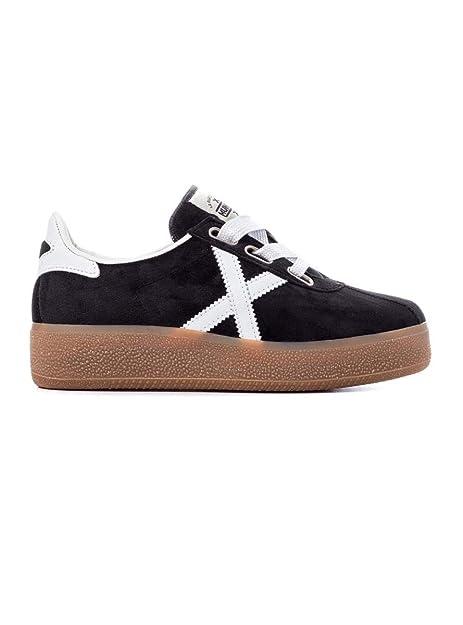 Amazon es Sneaker Taglia 8295002 36 Colore Barru Munich Nero Sky AAawpSqB