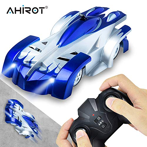 AHIROT Wall Climbing RC Car Remote Control Car Toy