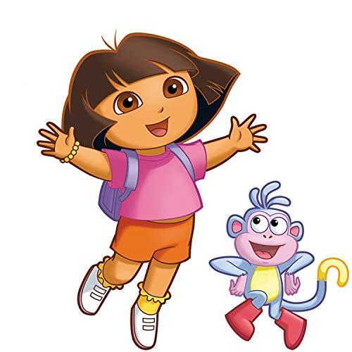 Nickelodeon Dora the Explorer Junior Wall Graphic